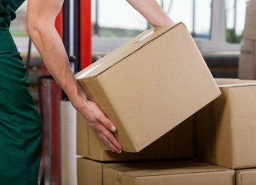 Como manter o seu estoque com um guarda móveis