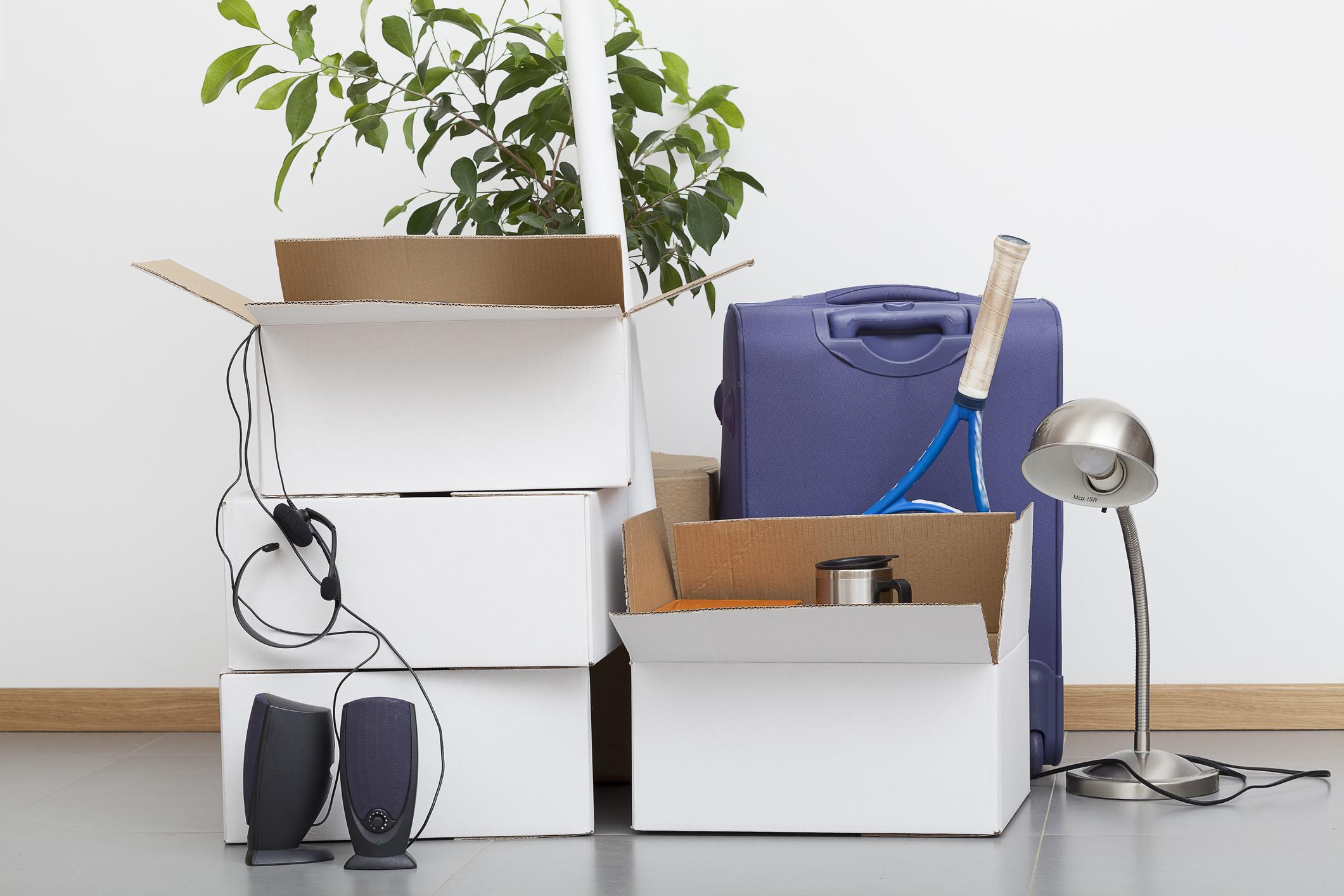 Como um guarda móveis te ajuda a organizar a sua mudança