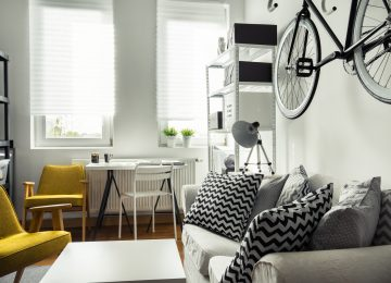 Como ampliar o seu apartamento pequeno