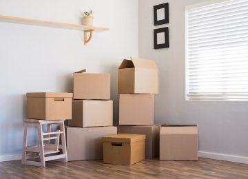 Guardar móveis ou vendê-los?