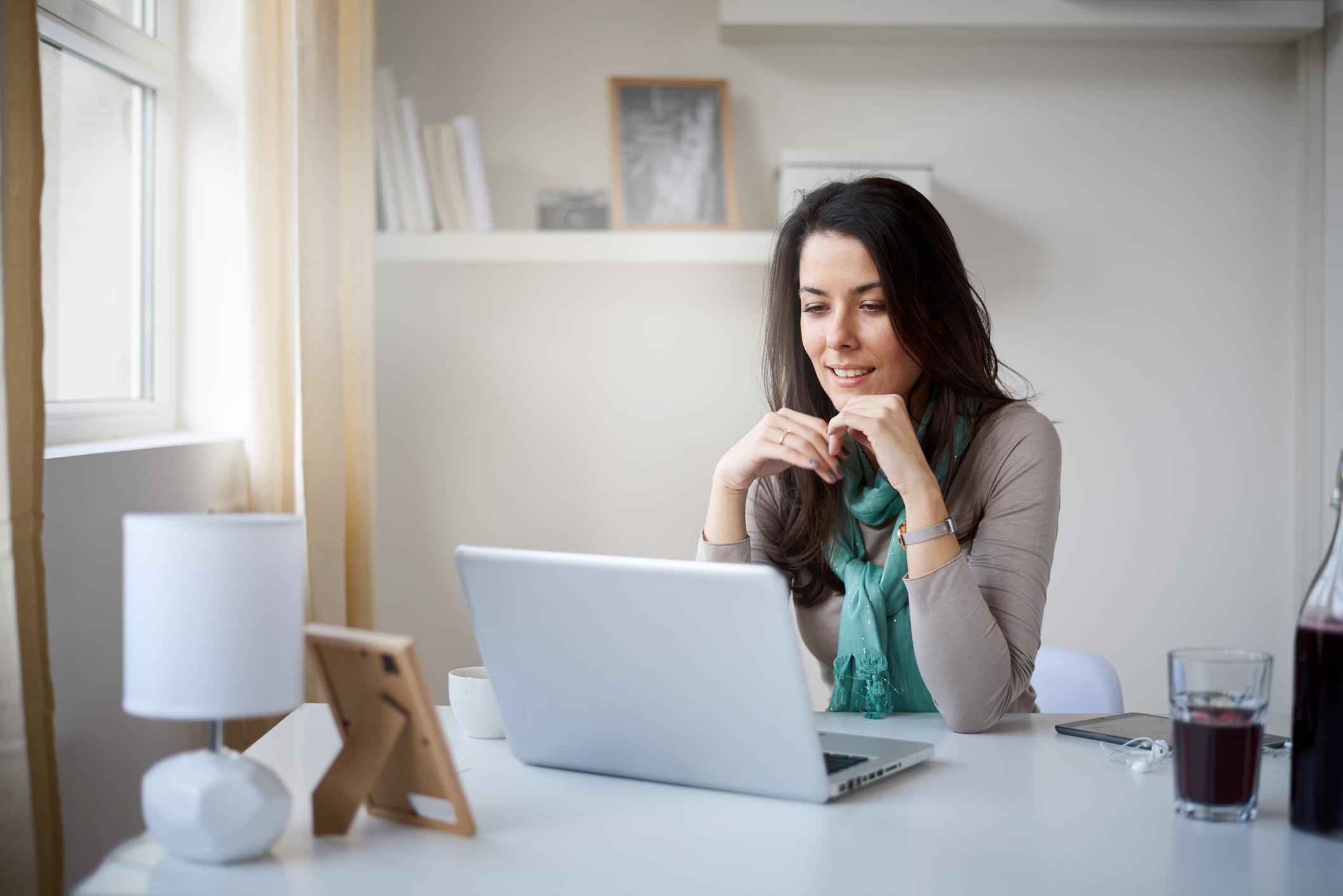 4 dicas para se organizar na hora de trabalhar em casa